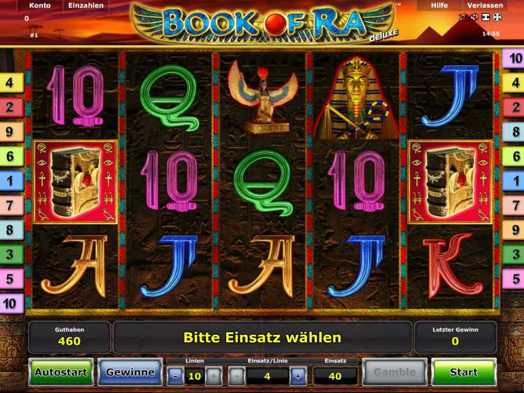 online slots no deposit book of ra oyna