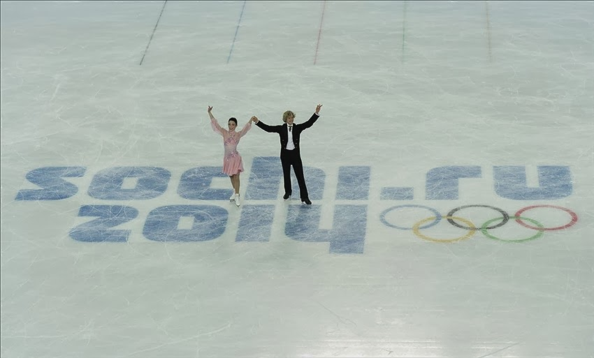 sochi ice dancing