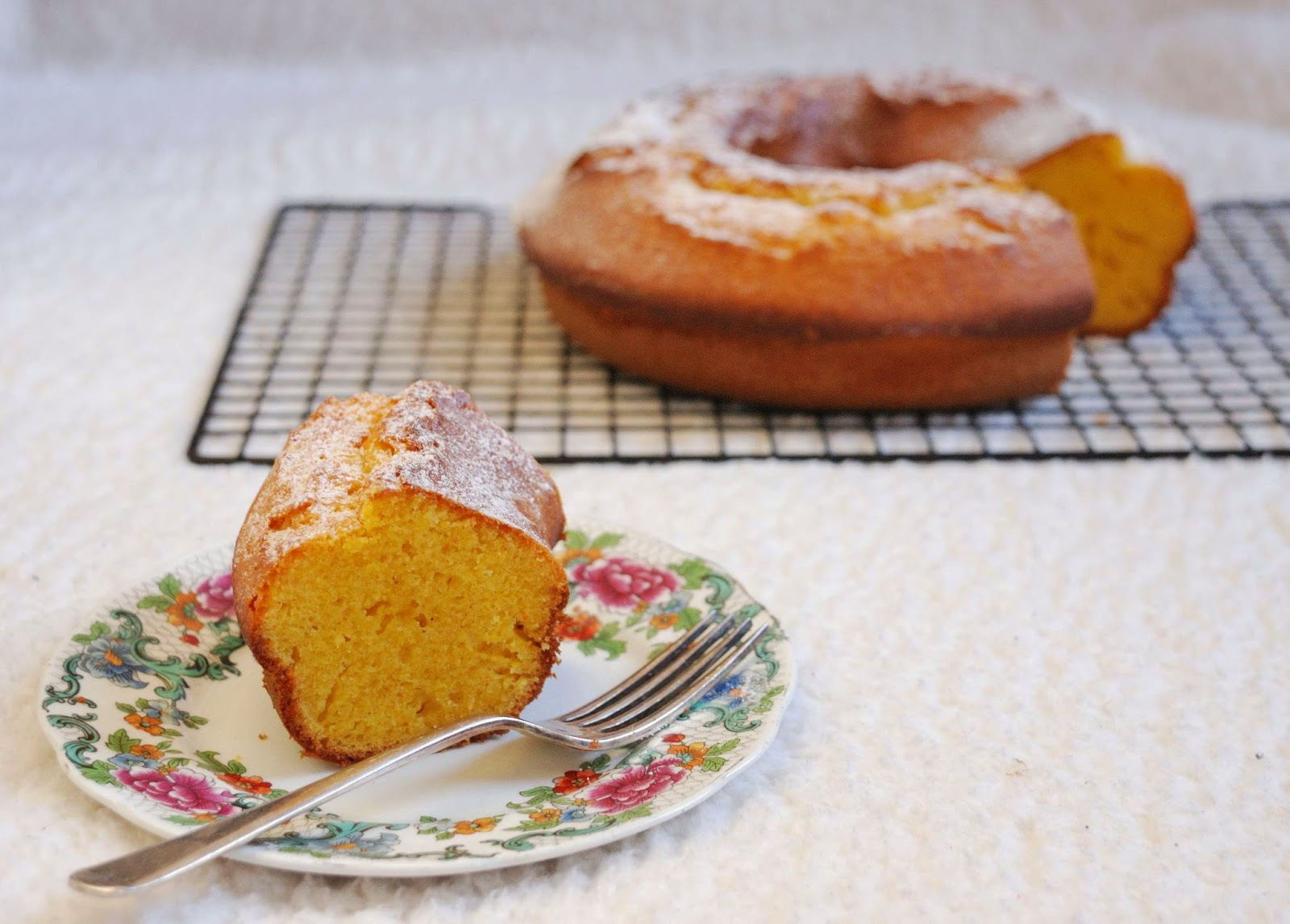 recipe easy mango and lemon cake