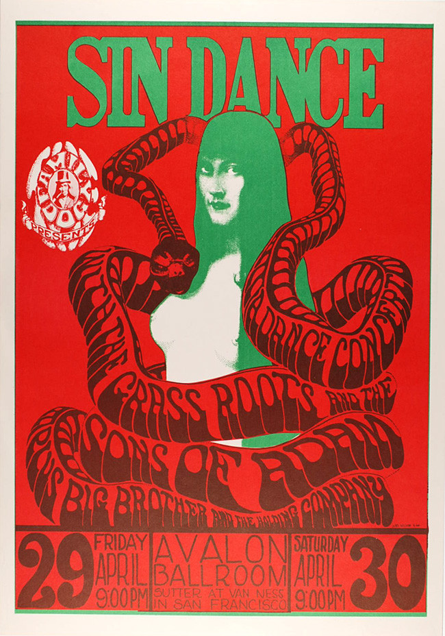 Art Artists Psychedelic Graphics Of The 1960s Part 1
