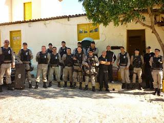 Reeducandos da cadeia de Picuí passarão o natal e ano novo com a família