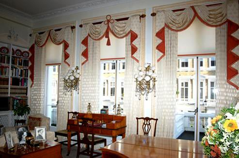 Designer Kitchen Curtains
