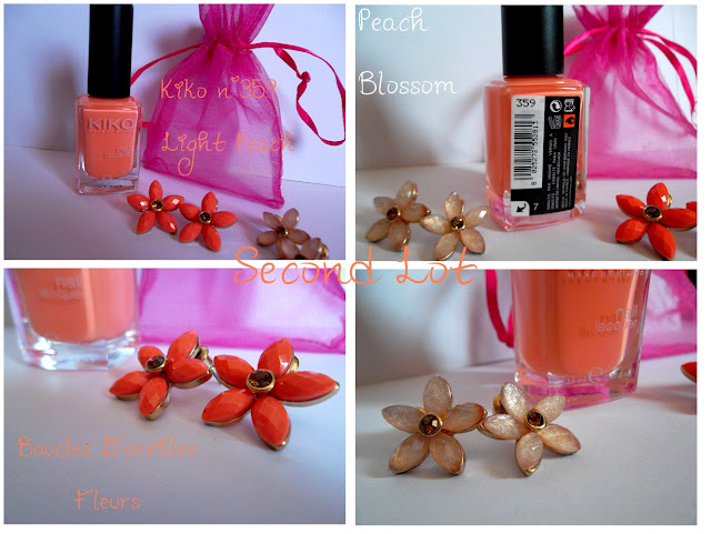Jeu The Cherry Blossom Addict: Lot KIKO à gagner