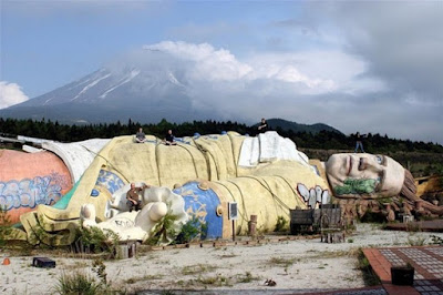 Gulliver's Travels Park - Kawaguchi, Japan
