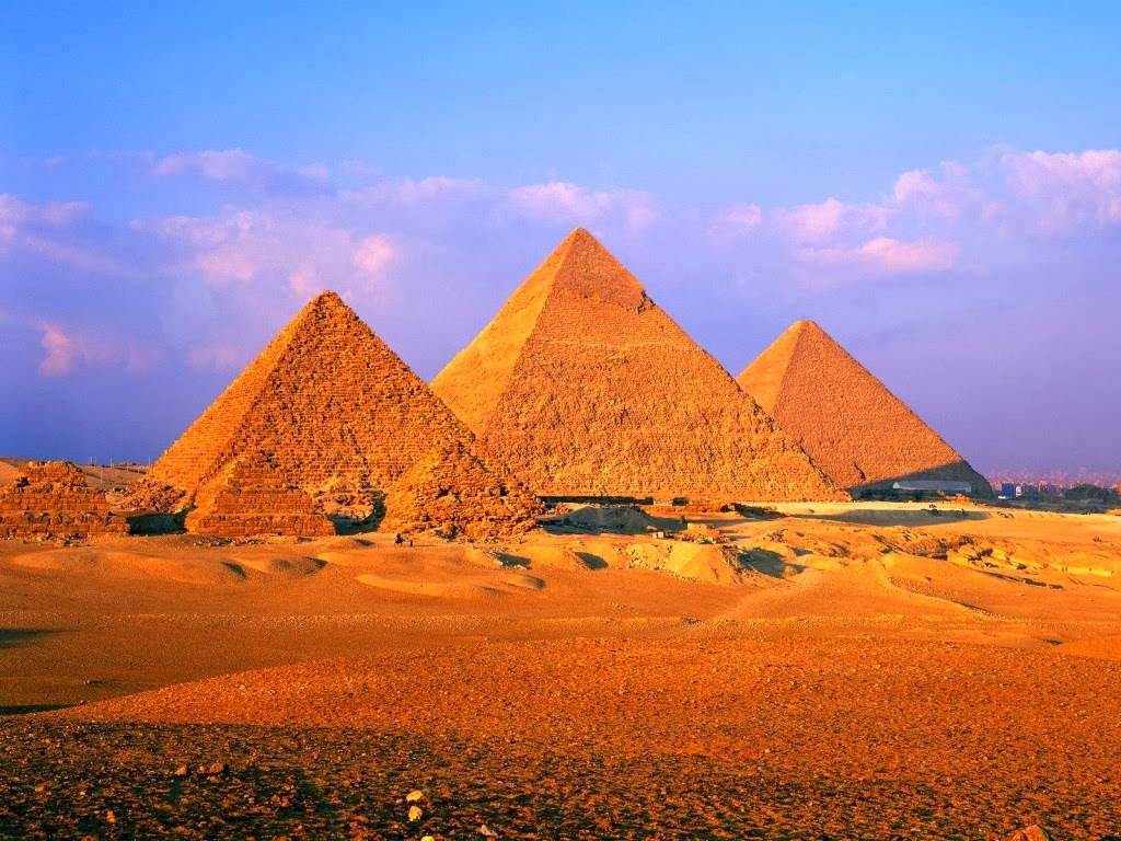 What for the pyramids were built? How the pyramids work? Answers.