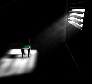 La pelota al piso: El cuarto oscuro