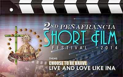 Peñafrancia Short Film Festival 2014