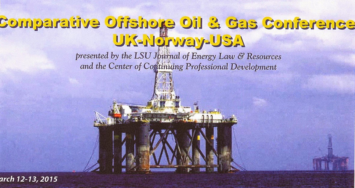 oil and gas law The ernest e smith oil, gas and mineral law institute continues to be the definitive course for attorneys administrative law, oil, gas and mineral law.