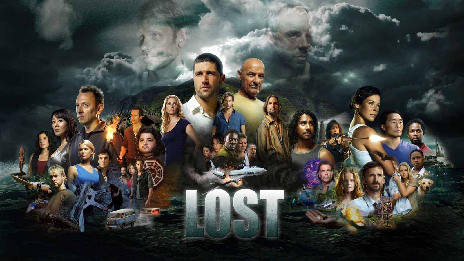 Life Lessons From LOST - Cover photo