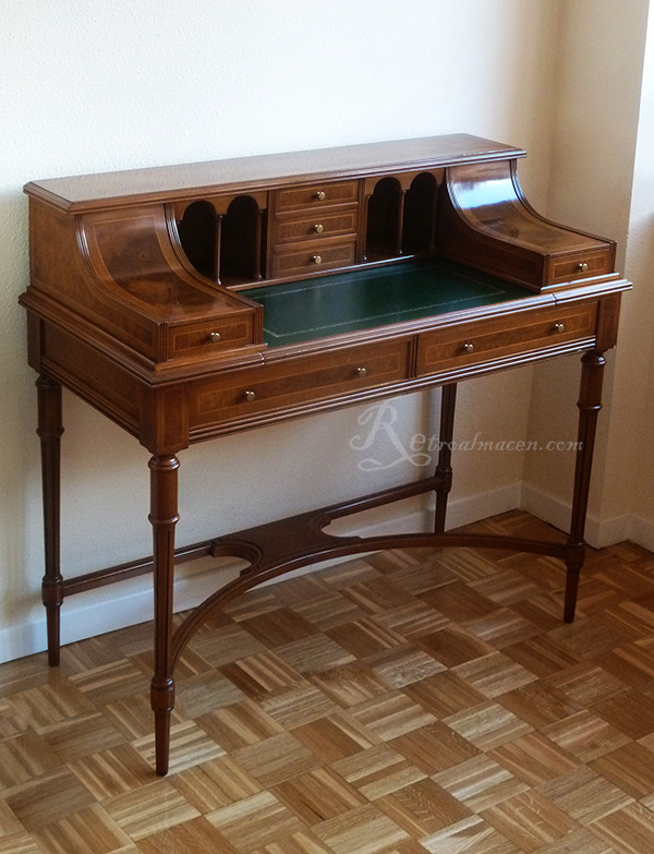 Retroalmacen tienda online de antig edades vintage y decoraci n elegante mueble secreter - Mueble secreter ...