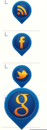 blogger sosyal medya butonları
