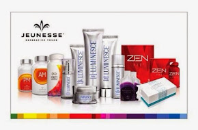 WITH JEUNESSE - AGE IS JUST A NUMBER