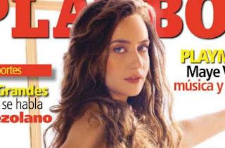 Lizzie Jagger Playboy
