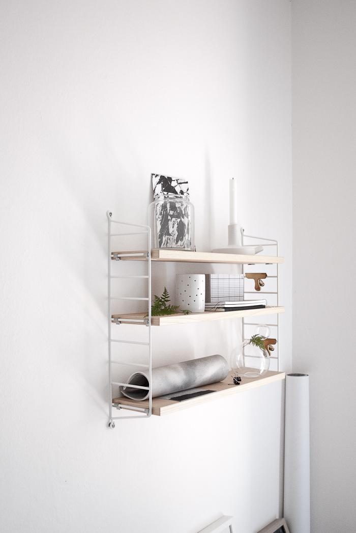 Shelving Storage Living Room