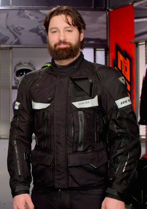 REV'IT! Defender Pro GTX Motorcycle Jacket