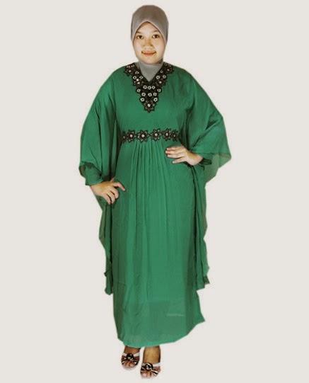 Desain Baju Muslim Untuk Orang Gemuk Terpopuler