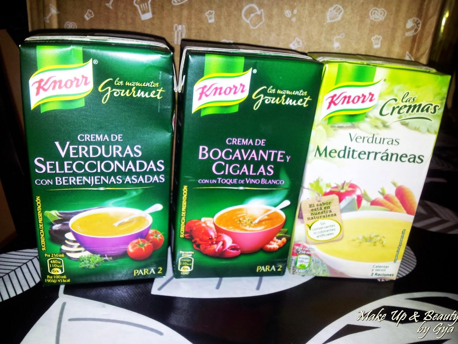 Knorr Los momentos Gourmet