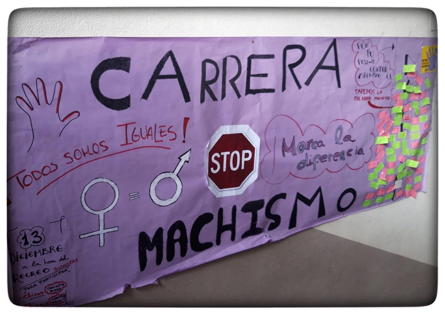 Stop Machismo