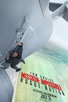 Mission: Impossible - Rogue Nation in theaters now
