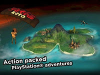 Download Game Android PlayStation All-Stars Island v1.1 APK