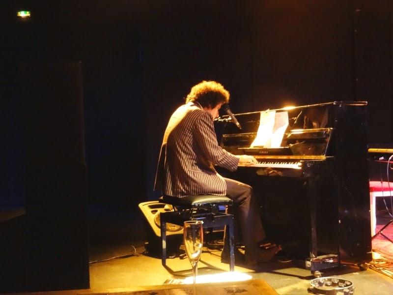31.05.2014 Dortmund - Schauspielhaus: Paul Wallfisch