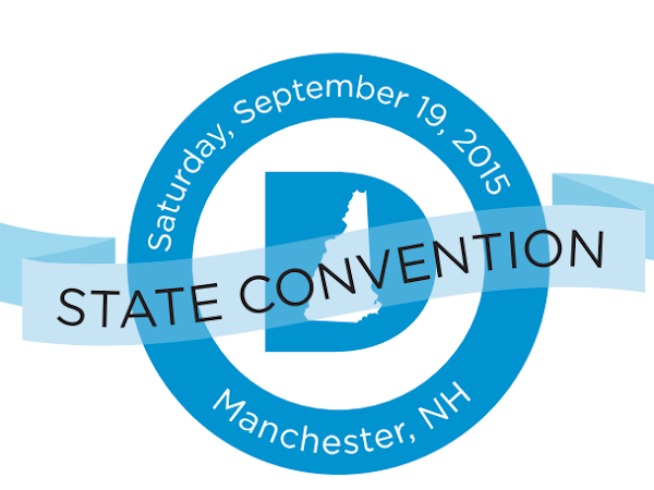 NHDP State Convention September 19th @ Verizon Arena
