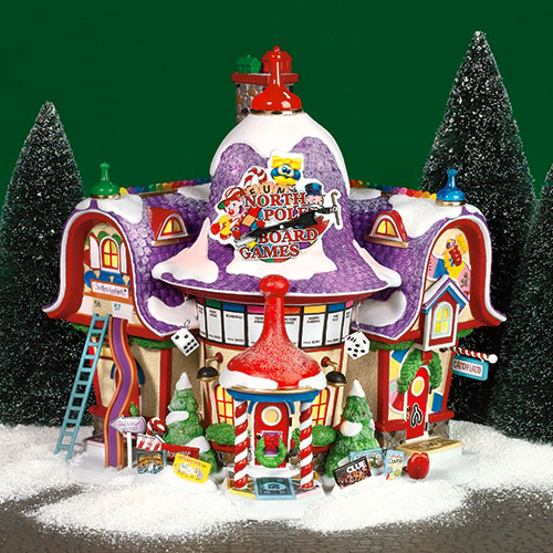 Christmas Village Fun Blog Part Two Popular Toys By
