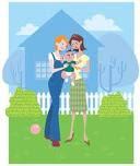 Casal de lésbicas tem dupla maternidade reconhecida pela Justiça