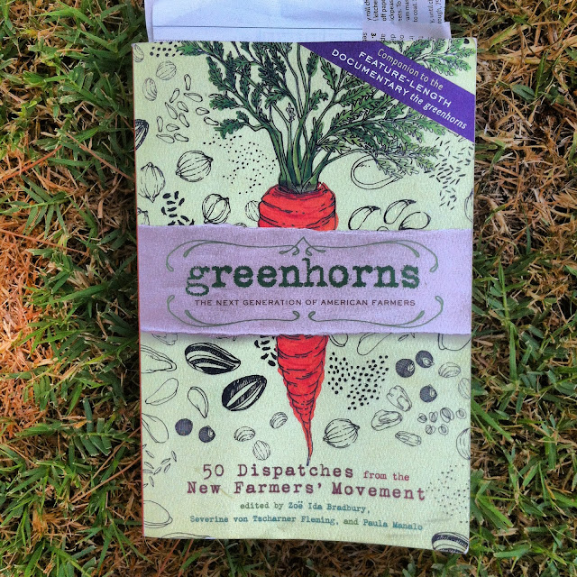 Greenhorns, the next generation of American farmers