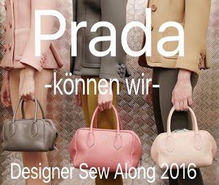 Prada Designer Sew Along 2016