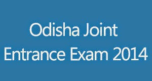 Odisha JEE OJEE Admit Card 2014 Download