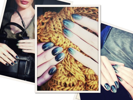 Latest manicure ideas for Fall-Winter 2012/13