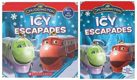 Icy Escapades giveaway