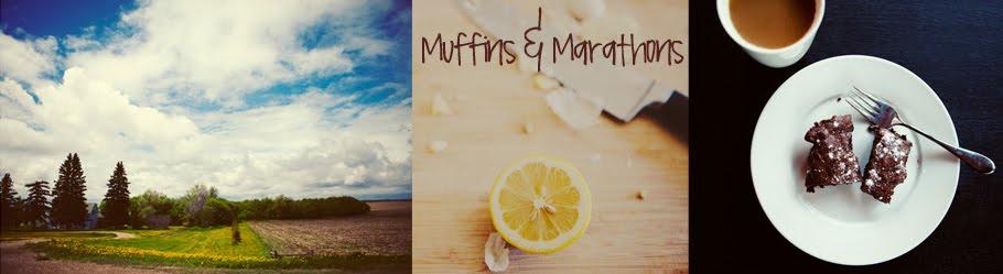 Muffins + Marathons