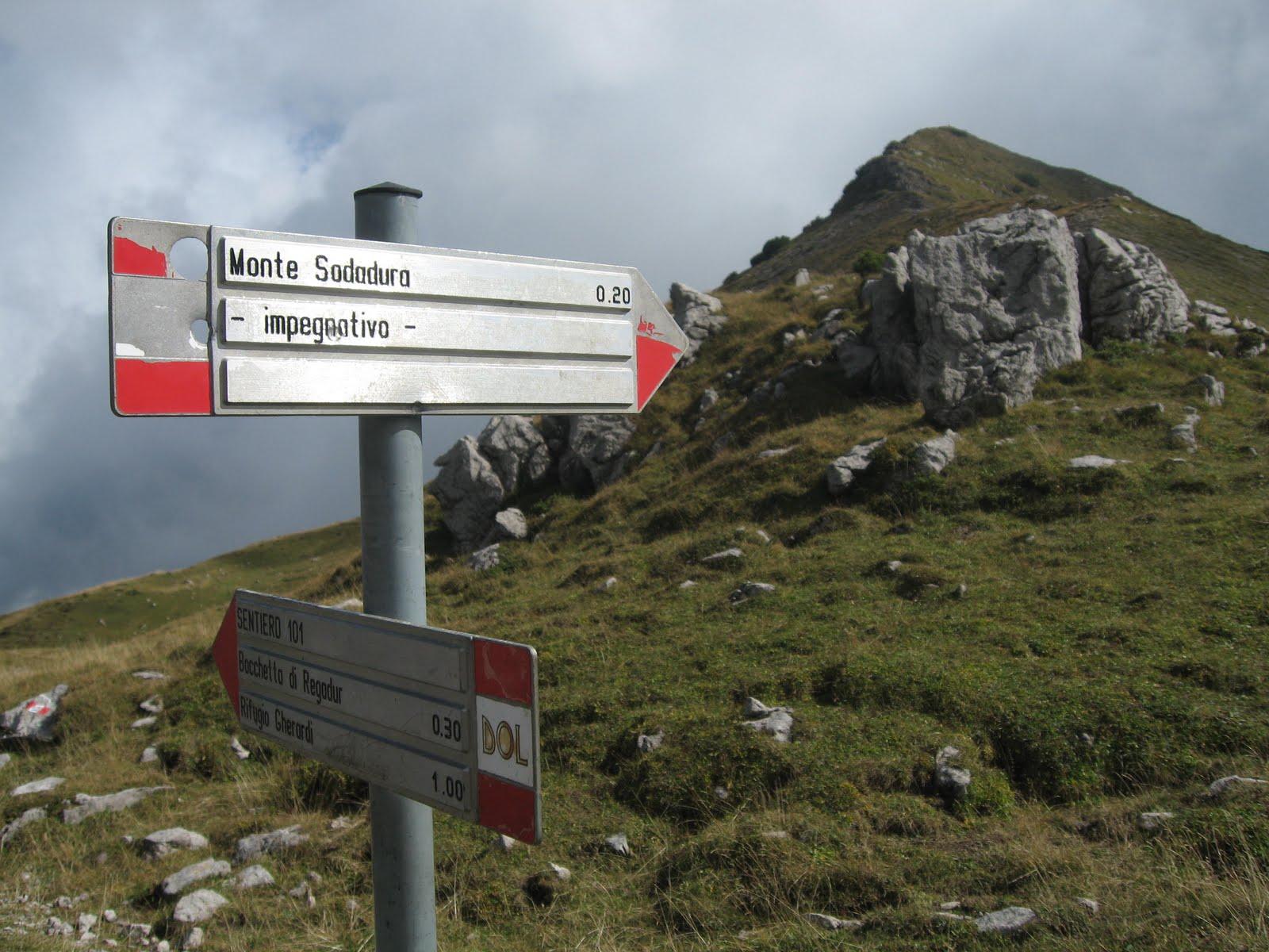 Ariaperta dai piani di artavaggio al monte sodadura for Piani di montagna moderni