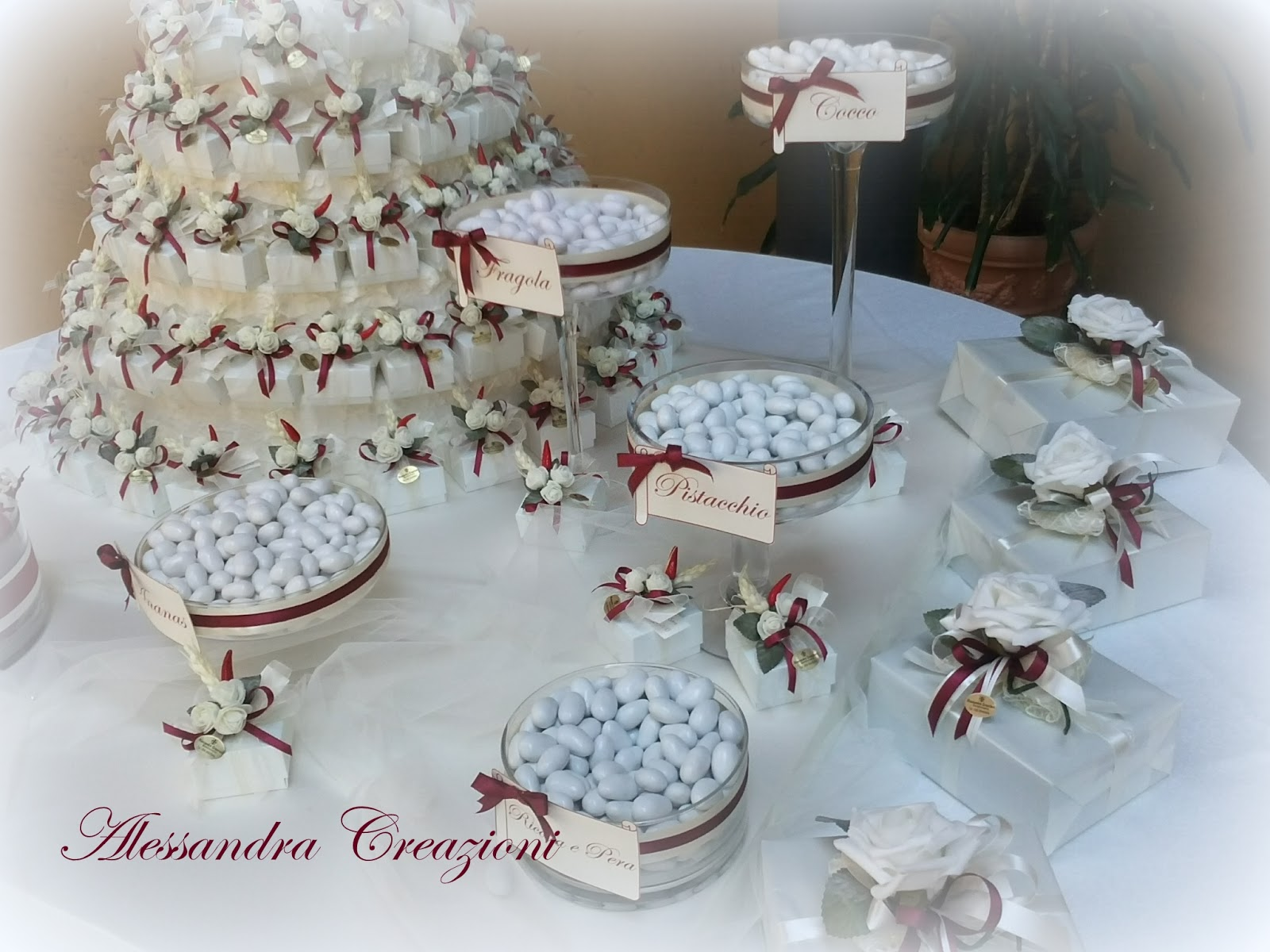 Matrimonio Natale Bomboniere : Bomboniere matrimonio natale sm regardsdefemmes