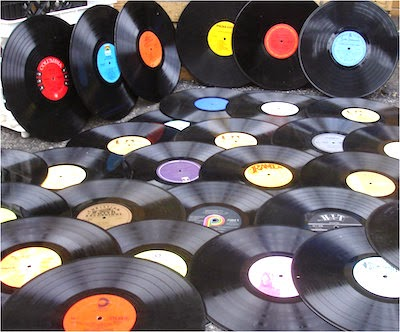 Vinyl Records image