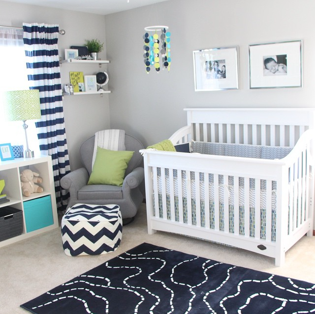 18 Creative Real Life Nurseries - This Is Our Bliss