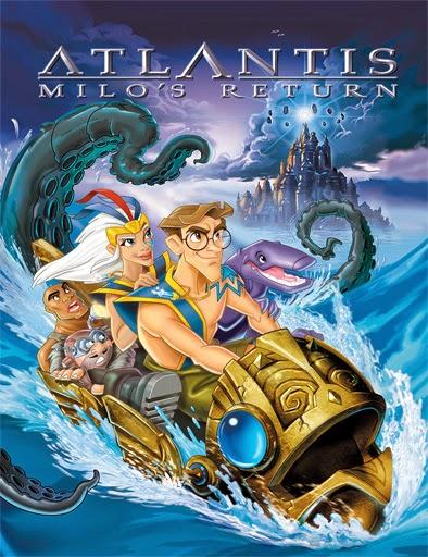 Ver Atlantis: El regreso de Milo (2003) Online
