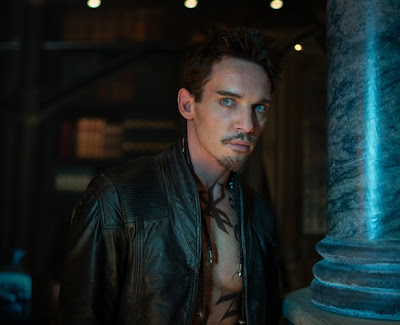 Meet Valentine in Mortal Instruments: City of Bones