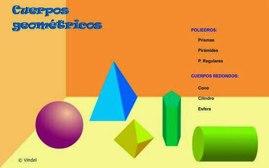 Cuerpos Geométricos