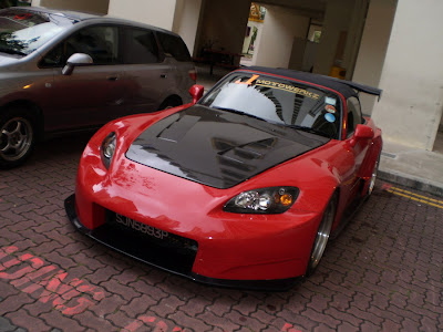 Wide Body Honda S2000
