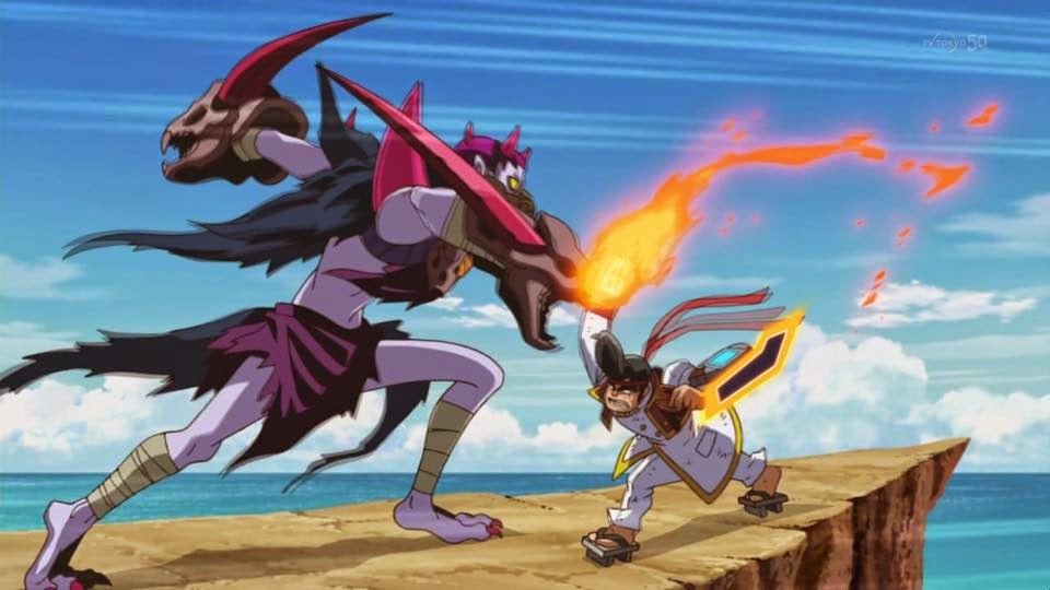Yu-Gi-Oh! ARC-V Episódio 30, Legendado