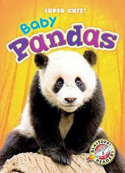 bookcover of BABY PANDAS (Blastoff Readers) by Bethany Olson