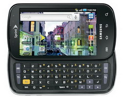 Sprint: Android 2.2 Froyo update for Samsung Epic 4G ASAP