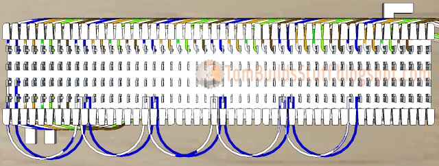punch down block wiring diagram images to rj punch down wiring diagram for 66 block cross automotive
