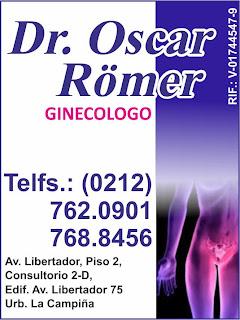 DR. R�MER P., OSCAR A. en Paginas Amarillas tu guia Comercial