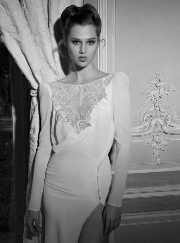 Inbal Dror 2013 Spring Bridal Collection