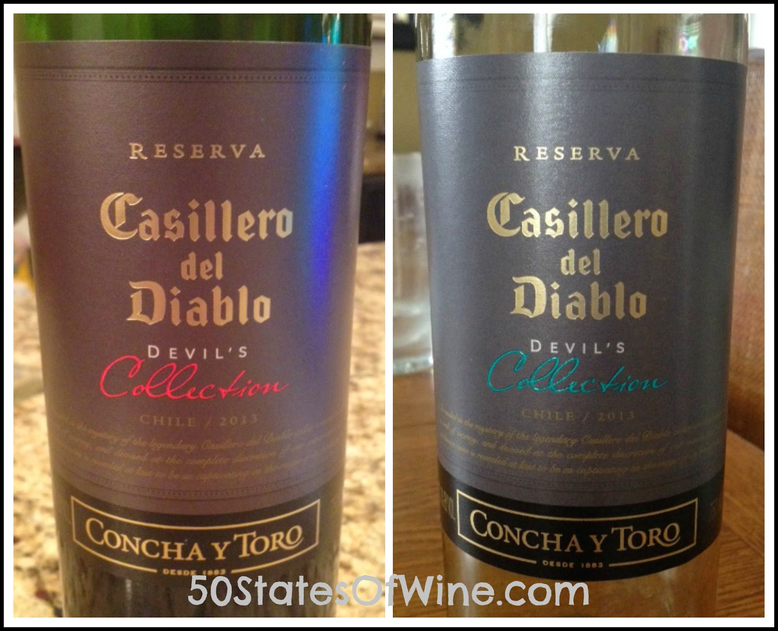 Casillero del Diablo Devil's Collection 2013