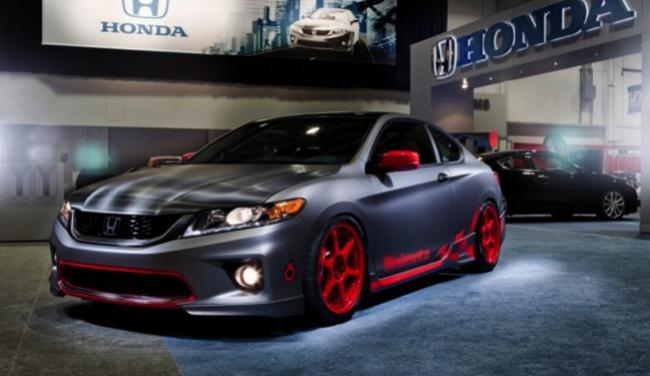 Mazda Las Vegas >> 2016 Honda Accord Body Kit | ICARS REVIEWS